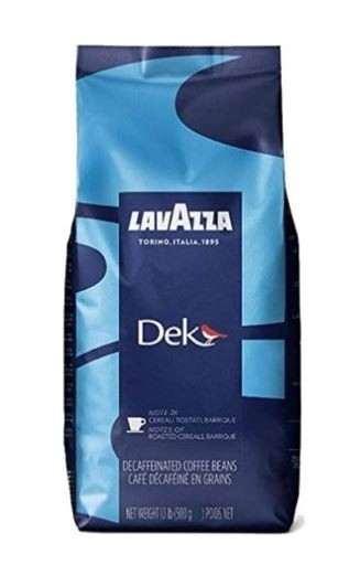Lavazza Dek Decaffeinated Coffee Beans 500g
